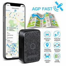 Mini Gps Tracker Real Time Hidden Spy Car Truck Vehicle Tracking Device Sos Call