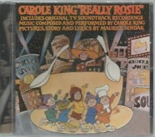 CAROLE KING - REALLY ROSIE Remaster CD 1999 Epic/Legacy RARE OOP