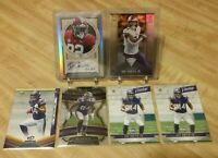 Irv Smith Jr 2019 Legacy Silver Holo Auto +2 #'d,1 Bonus Cards Minnesota Vikings