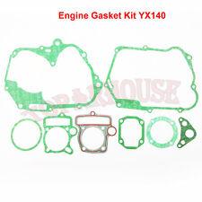 YX140 Engine Gasket Kit Fit YX 140cc YCF SSR Piranha Pitster IMR Pit Dirt Bike