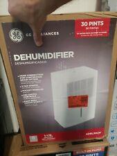 Ge Dehumidifier 30 Pint