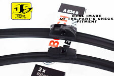 BMW 5 SERIES (F10) NEW BOSCH A524S Aerotwin Front Wiper Blades Set