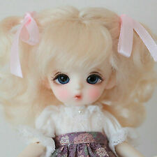 1/8 BJD SD Little Cuteluna Girl Doll With Face Make up Eyes