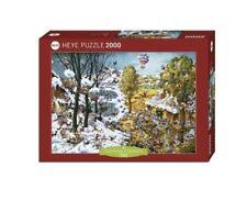 Puzzles art, nombre de pièces 2000 - 4999 pièces