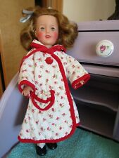 Vintage Quilted Bathrobe for Shirley Temple St12 (No Doll)