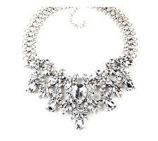 Halskette Abend Kette Statementkette Charms Necklace Collier L447