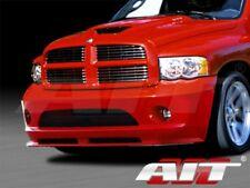 2002-2005 DODGE RAM 1500 SRT-2 STYLE FIBERGLASS FRONT BUMPER BY AIT RACING