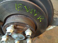 2015 VAUXHALL VIVARO TRAFIC 1.6 R9M REAR RIGHT HUB WHEEL BEARING OFFSIDE
