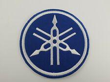 Quality Iron/Sew on YAMAHA Logo patch biker motorbike yz250 yz125 R1000