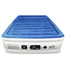 SoundAsleep Products CloudNine Series Queen Air Mattress with Dual Smart Pump Te