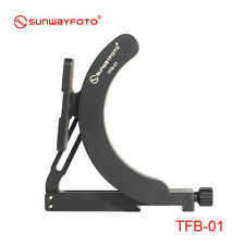 Sunwayfoto Flash Bracket TFB-01 Weight: 221g / 0.49lb with Arca Clamp Style