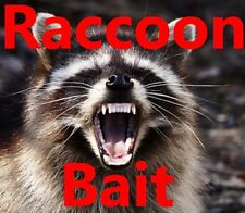 3 lbs. Coon Raccoon bait lure for DP Dog Proof traps and  live traps