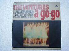 THE VENTURES A GO GO RARE LP record vinyl INDIA INDIAN
