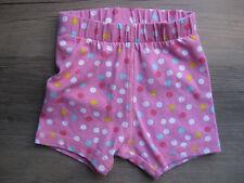 H&M Baby Sommerhose Gr.56 Neu, rosa mit Punkten