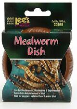 Mealworm Dish Reptile Lizard Gecko Amphibian Bird