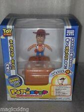 Tomy Little Taps Pop n Step Toy Story Woody Disney Dancing Music Japan RARE