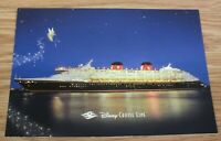 Disney Cruise Line There's Always Magic Aboard a Disney Cruise Post Card