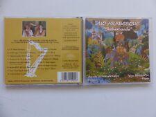 DUO ARABESQUE Sheherazade GOURLAOUEN  BRISSON  CD ALBUM