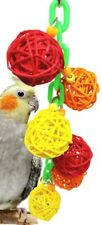 829 Foraging Balls Small Bird Toy cage toys cockatiel parakeet conure budgie pet