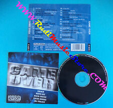 CD Compilation GAME OVER SDR 01-6656-2 COCOA BROVAS EMINEM ILLA no lp mc(C18)