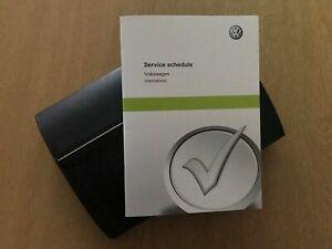 VW VOLKSWAGEN SERVICE BOOK NEW UNUSED GENUINE NOT DUPLICATE PASSAT GOLF POLO