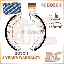 BOSCH PARKING BRAKE SHOE SET CITROEN FOR FIAT PEUGEOT OEM 0986487726 4241N5