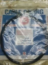 AC DELCO SPEEDOMETER CABLE & CASING- 25032649 - 84 INCES LONG -