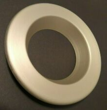 "Commercial Electric 4"" Brushed Nickel Recessed Led Trim Ring P/N: Tr40Bn"