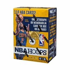 2015-16 Panini NBA Hoops Basketball 10ct Blaster Box