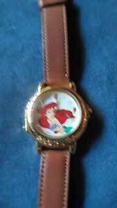 Vintage Disney Little Mermaid Watch