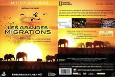 National Geographic : Les grandes migrations - Edition intégrale 3 DVD