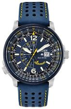 Citizen Men's Eco-Drive Promaster Nighthawk Blue Angels Watch BJ7007-02L