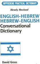 Hippocrene Practical English-Hebrew, Hebrew-English Conversational Dictionary: R