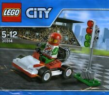 Lego City Kart Racer 30314 polybag Entièrement neuf sous emballage