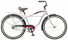 "26"" Schwinn Men's Windwood Cruiser Bike, Silver"