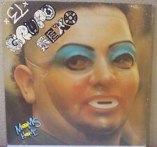El Grupo Sexo • Mom's Home • 1986 Orig LP • Disc EX+ • Fast FREE Shipping!