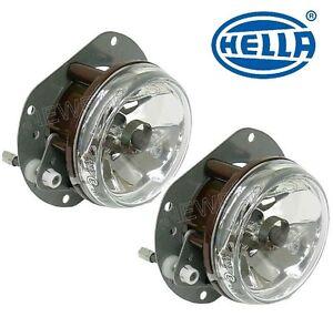 For Mercedes W164 R171 W203 W219 W221 R230 Pair Set of 2 Halogen Fog Lights OEM