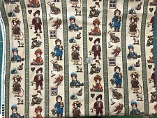 Antique Dolls & Toys Fabric From the Attic Giordano Studios SPX Border Print