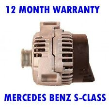 MERCEDES BENZ S-CLASS 1998 1999 2000 2001 2002 - 2006 ALTERNATOR