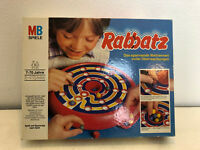 Rabbatz von MB Brettspiel Gesellschafts Familie Kinder Taktik Rarität