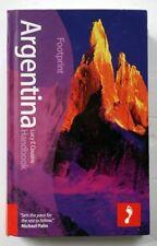 Footprint Books - Argentina Handbook 6th Edition 2010 Travel Guide HB