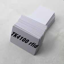20pcs Inkjet RFID Card Readable 125Khz TK4100 Entry Access Card Contactless ID