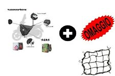 TUCANO TERMOSCUD COPRIGAMBE COPERTA TERMICA R152C PIAGGIO BEVERLY TOURER 200 +OM