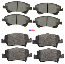 Genuine Pagid Eje Trasero Kit De Freno Brake Pad Conjunto de Pastillas De Freno Para Toyota Auris