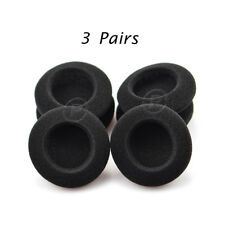 6PCS Replacement Headsets Headphones Foam Ear Pads Cushions Earpads Sponge Cover