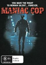 Maniac Cop - DVD - Bruce Campbell, Tom Atkins