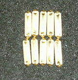 Fuses VW Beetle and Type 2 camper 8 amp set 10