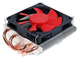 EverCool HPL-815EP Low Profile 1155/1156/1366 CPU Cooler
