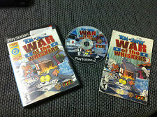Tom and Jerry in War of the Whiskers  (Sony PlayStation 2, 2002)COMPLETE