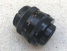 Carl Zeiss Jena Flektogon 'Electric' 35mm f2.4 Prime Lens M42
